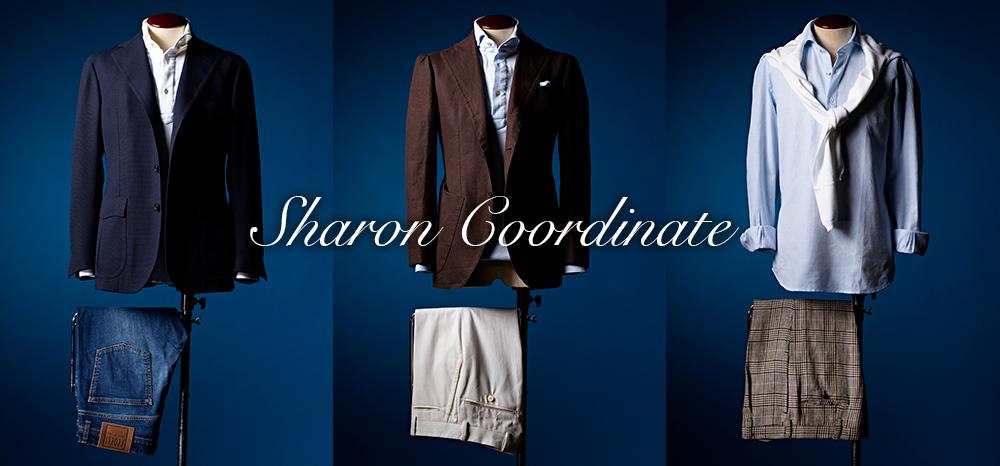 Sharon Coordinate