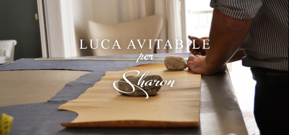 LUCA AVITABILE per Sharon