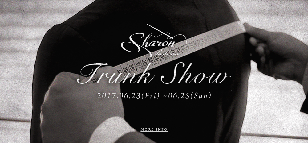Sartoria Sharon Trunk Show