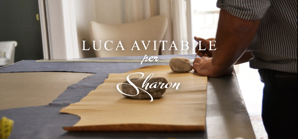 LUCA AVITABILE per Sharon