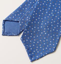 E&G CAPPELLI(イージー・カペッリ)<br>SILK FLOWER KOMON TIE SAX
