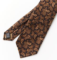 Giusto Bespoke(ジュスト・ビスポーク)<br>COTTON PAISLEY TIE OR