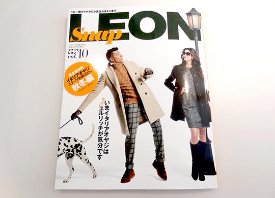 Snap LEON vol.10