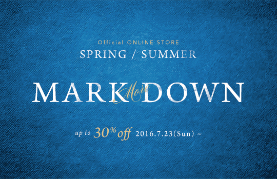 markdowns-m